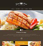 Website Template for BBQ Restaurant Website Restaurant Service, Grill Restaurant, Restaurant Equipment, Barbacoa, Restaurant Website Design, Web Responsive, Web Design Software, Food Website, Website Template