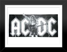 FRAMED - AC/DC ORIGINAL SKETCH PRINTS - POSTER SIZE - BLACK & WHITE - FEATURES ANGUS YOUNG AND MALCOLM YOUNG. PRINT OF HIGHLY-DETAILED, HANDMADE DRAWING BY ARTIST MIKE DURAN    http://citymoonart.com/ac-dc-original-sketch-prints-poster-size-black-white-features-angus-young-and-malcolm-young-print-of-highly-detailed-handmade-drawing-by-artist-mike-duran/