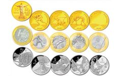 Rio 2016 Games Commemorative Coins At the closing ceremony of the London 2012 Olympic Games, the Olympic flag was officially presented to Rio de Janeiro. This marked the countdown to the Olympic Summer Games in 2016. To promote and record the moment and event, the Central Bank of Brazil (Banco Central do Brasil) launched...