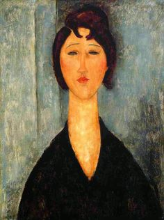 Modigliani - Imagem para Sonhar