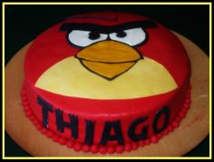 Angry Birds para Thiago!