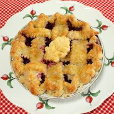 Marionberry Pie | Wives with Knives
