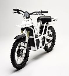 Ubco 2 x 2 Electric Motor Bike