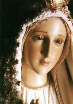 International Pilgrim Virgin Statue of Our Lady of Fatima....has shed tears 22 times