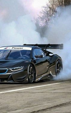 (°!°) Modified BMW i8 GT3 , I LIKE IT....