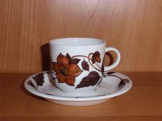 Arabia Café, C 2221 Kitchenware, Tableware, Bukowski, Marimekko, Finland, Coffee Cups, Nostalgia, Ceramics, Vintage