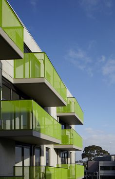 Hayball - Affordable Housing - Melbourne, Australia