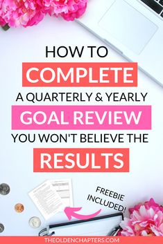 The ultimate guide quarterly reviews for goal setting for adults, college students, and families. Perfect to help you reach your life goals to improve your career, fitness, body, future, and relationship. Includes free printable worksheets, ideas, tips, trackers, tools, and examples to get you started in reaching your personal and work goals. Add this process to your bullet journal or planner. Pin and read now to start crushing your goals today! #goalsetting #productivity #career Freshman Advice, Career Advice, Career Ideas, Work Goals, Life Goals, Free Printable Worksheets, Free Printables, Business Goals, Business Motivation