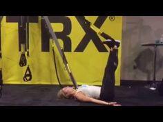 Challenge your posterior chain! #TRX #TRXFreestyleFriday