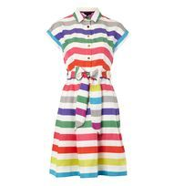 White Carnival Dress | Smart Dresses | Outlet Dresses | Hobbs