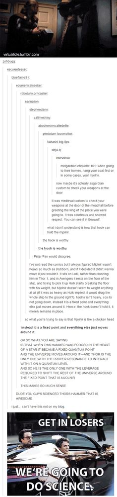29 Of The Funniest Things Tumblr's Ever Said About The Avengers - Gallery