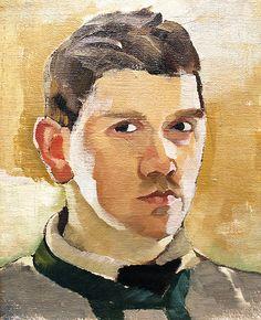 Eero Nelimarkka - Self portrait 1922 Self, Painting, Portraits, Art, Collection, Museums, Self Portraits, Art Background, Painting Art