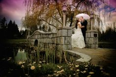 Outdoor Ceremony Site Langley Golf and Banquet Centre