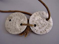 world war 1 dog tags Dog Tags Military, World War I, Wwi, History, Dogs, Exhibit, Army, Memories, Google Search