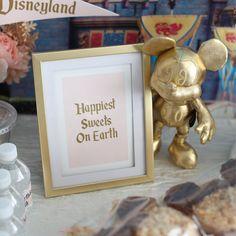 Disneyland Birthday, Disneyland Tickets, Vintage Disneyland, Disney Birthday, Disney Theme, Boys 1st Birthday Party Ideas, Girl Birthday, Birthday Parties, Printable Cards