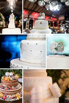 O bolo é sempre uma atração em qualquer casamento. Como será o seu?  #casamentoBH #fotografiacasamento #fotógrafosbh #valwander #externas #casarembh #casandoembh #noivos #fotografiasemocionantes #bolodecasamento #bolo #modelosdebolo #casando