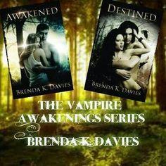 The Vampire Awakening Series
