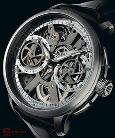 Nouveautés des montres Maurice Lacroix 2009 - Les marques - Horlogerie Suisse
