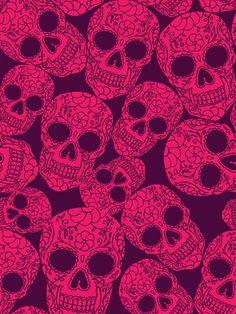 Skull Wallpaper for Tyler, He will love this