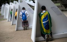 Durante a Jornada Mundial da Juventude, o Rio de Janeiro abriga 100 confessionários em praças e locais de grande fluxo de pessoas, como a Quinta da Boa Vista