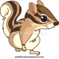 Stock Illustration - chipmunk. fotosearch  - search clipart,  illustration posters,  drawings and vector  eps graphics images