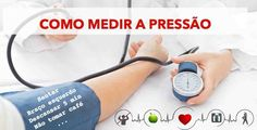 Como medir a pressão arterial