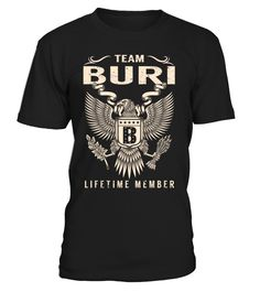 Team BURI Lifetime Member