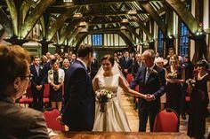 Merchant Adventurers Hall Wedding Ceremony #merchantadventurershall #weddingphotography