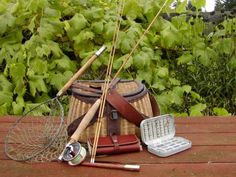 Flis for Fly Fishing | Fly Fishing Tackle Items, Fly Fishing Accessories, Arne Mason Leather ...