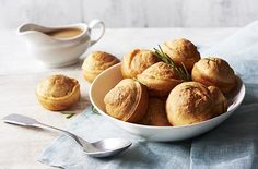 Try this vegan Yorkshire pudding recipe, a must-have for any roast dinner. Learn how to make vegan Yorkshire puddings and find vegan recipes at Tesco Real Food. Yorkshire Pudding Filling, Vegan Yorkshire Pudding, How To Make Yorkshire Pudding, Vegan Nut Roast, Vegetarian Recipes, Cooking Recipes, Roast Recipes, Tesco Real Food, Vegan Christmas
