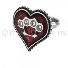 Alchemy Gothic Tough Love: Learn the true meaning of touch love.