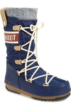 7cc0d20f0d9e Tecnica®  Monaco  Waterproof Insulated Moon Boot® (Women) available at