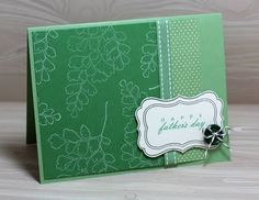 stampin up walk in the wild   Stamps: Growing Green (Stampin' Up!), Label from Bring on the Cake ...
