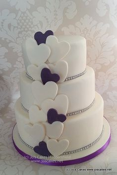 Three Tier Wedding C