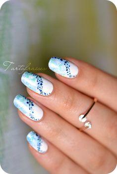 nail art piscine