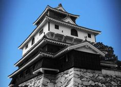 Kintai Castle....Iwakuni, Japan.  I could see this castle from my house while sitting in my hot tub.
