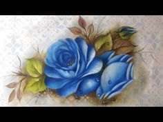 Como pintar rosas, parte 1 Luciana Dalponte - YouTube Floral, Flowers, Diy, Painting, Craft Ideas, Diy And Crafts, Paint Background, Jars Decor, Paintings Of Flowers