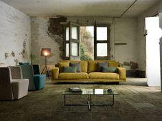 BRESSON 3 seater sofa Bresson Collection by Domingo Salotti