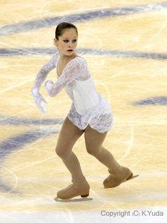 Yulia Lipnitskaya, she is amazing for her age