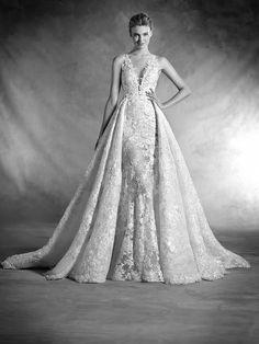 Nilay Pronovias Wedding Gown