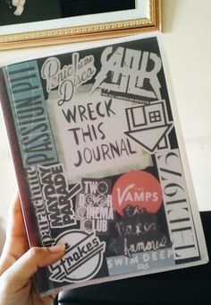 Did something productive today#notebook #book #diynotebook #diy