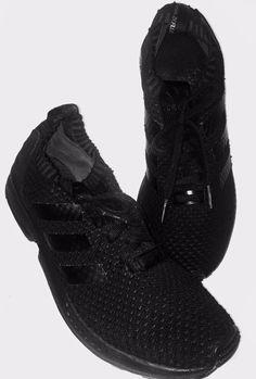 separation shoes 67508 e39f7 Mens Shoes Size 8.5 Black Adidas Torsion ZX Flux  fashion  clothing  shoes