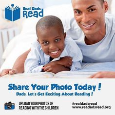 We are excited to launch phase one of Real Dads Read. PLEASE visit our website at www.realdadsread.org and encourage Dads to upload photos of them reading to their children. This campaign has two objectives 1) Raise the reading proficiency for our elementary aged children and 2) promote the positive narrative that black men do engage in the educational aspect of their children's lives. #urbndads #blackdads #blackfathers
