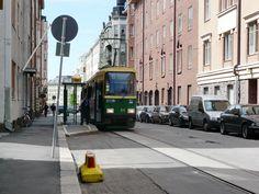 Helsinki tram - Helsinki, Southern Finland