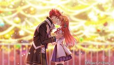 Hibiki Kanato & Aigasaki Kohana (Magic Kyun! Renaissance)