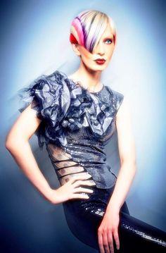 """""""Reflection""""   Stylist: Tatiana Shuvalova beauty salon """"Irina Baranova""""  Make-up: Evgenia Tochilina  Shot by: Shumilin Ignat"""