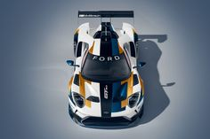 The GT Mk II is a seven-figure track weapon for Ford's most devoted fans. Sports Car Racing, Race Cars, M4 Gts, Shelby Car, Michelin Tires, Ford Classic Cars, Twin Turbo, Ford Gt, Sexy Cars