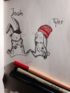 Draw by saadassa Twenty one Pilots instagram - @tsadassa