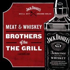 #JackGrillOut #BBQ #JackDaniels #GrillOutGroundRules #GrillOut #quotes #whiskey