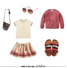 boho girls outfits